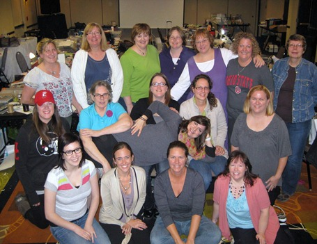 Fall Retreat group photo