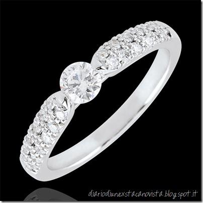 Gioielleria anello solitario Trionfale