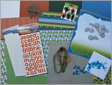 1 'A Birds Life' kit