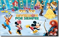 disney on Ice Monterrey 2013