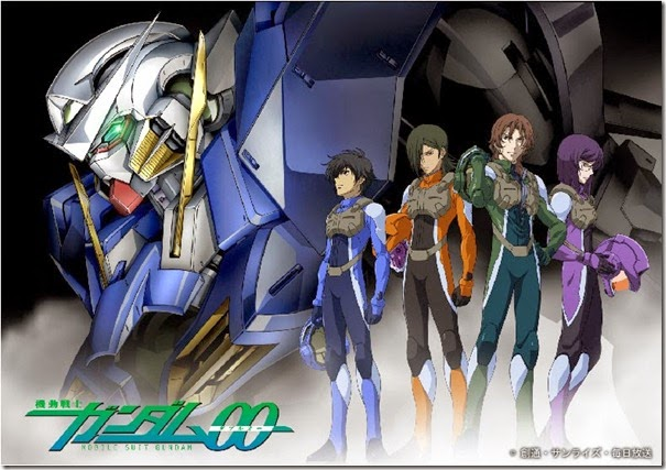 Mobile Suit Gundam OO