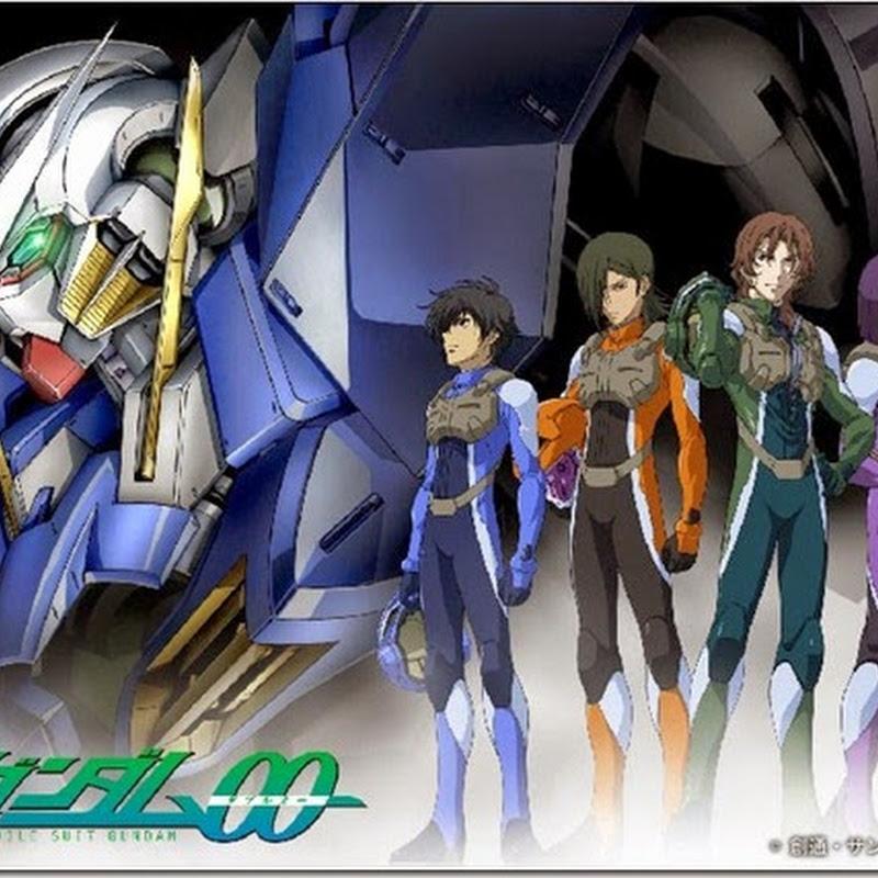 Mobile Suit Gundam OO กันดั้มดับเบิลโอ ตอนที่ 1-50 พากย์ไทย