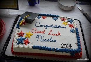 Nicolas' Cake