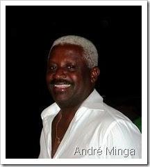 Morreu o cantor Andre Mingas - Que a sua Alma descanse em Paz grande poeta...