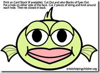 fish-masks-printable