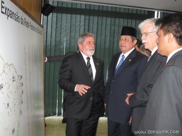 foto keseharian Presiden Indonesia Susilo Bambang Yudhoyono (20)