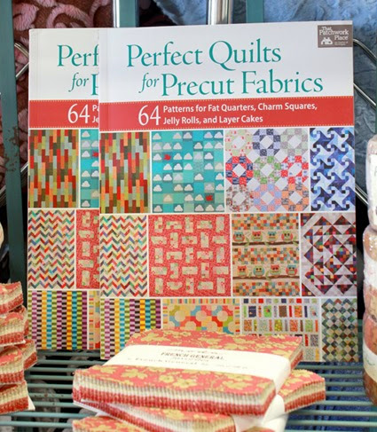 Perfect Quilts from Precut Fabrics book