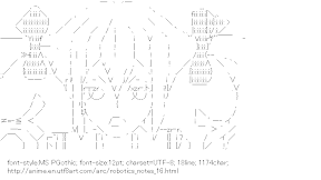 [AA]Kojiro Frau (Robotics;Notes)