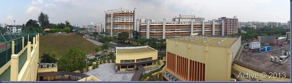 SAFRA TM Rooftop