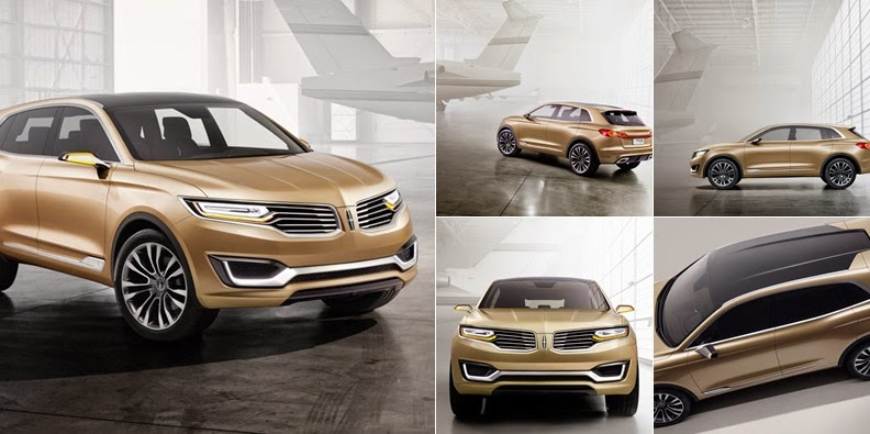 View Lincoln MKX Concept (2014)
