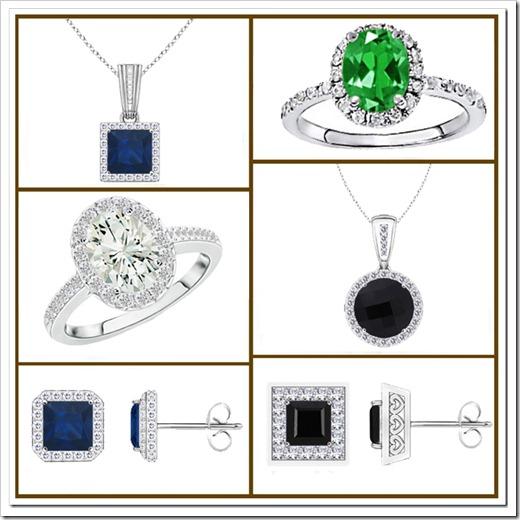 Halo Jewelry