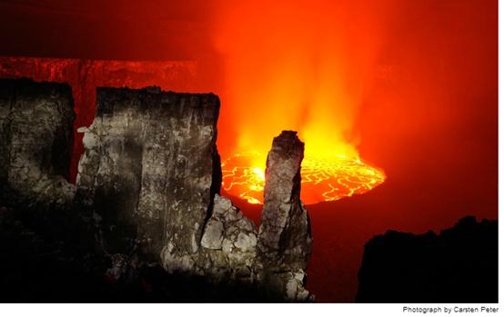 VolcanoPeters