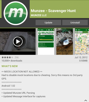 Munze 1.02 Android