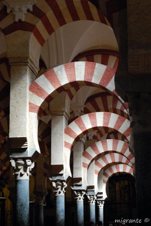 luz - mezquita de córdoba