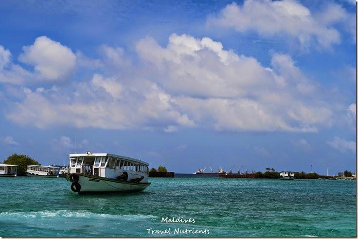 馬爾地夫 交通渡輪計程車飛機公車 (8)