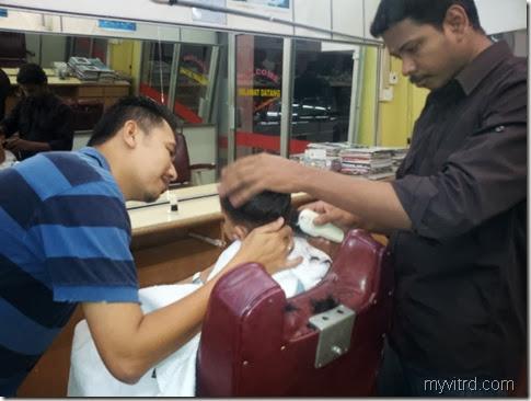 Harraz Gunting Rambut 8