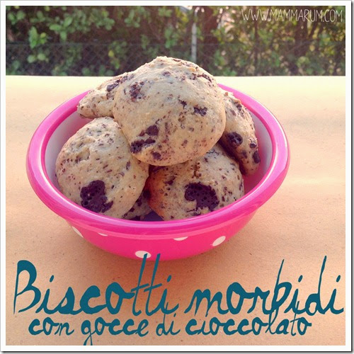 biscotti colazione bambini