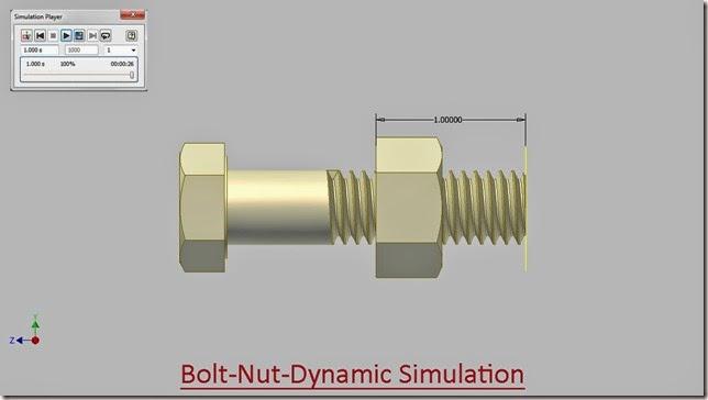 Bolt-Nut-Dynamic Simulation_2