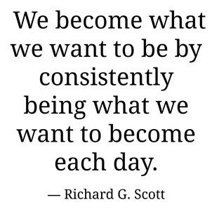 we become -- scott