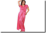 Shopclues offer: Buy Cenizas Satin Nighty-5 pieces Set at Rs.449 original price was Rs.1999