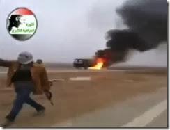 Al Qaeda na estrada Síria - Iraque.Jan.2014