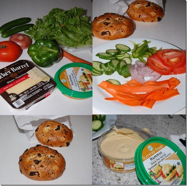 Sandwich Ingredients