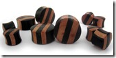 areng-wood-striped-ear-plugs