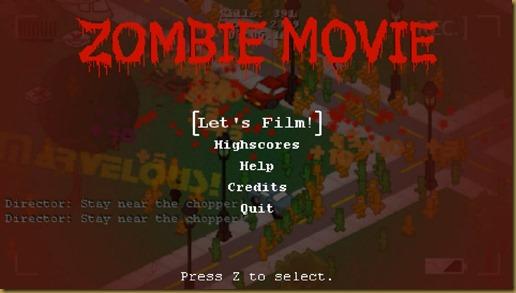 Zombie Movie タイトル