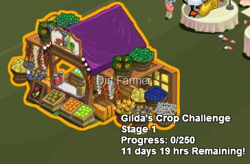 Gilda's Crop Challenge