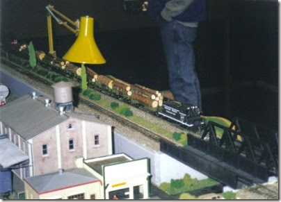 26 LK&R Layout at the Triangle Mall in February 2000