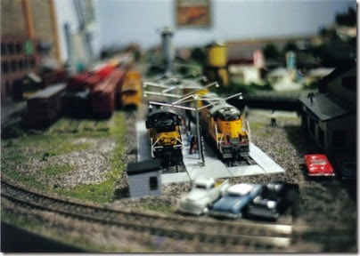 06 My Layout in Summer 2002