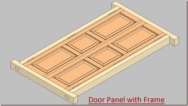 Door Panel with Frame_2