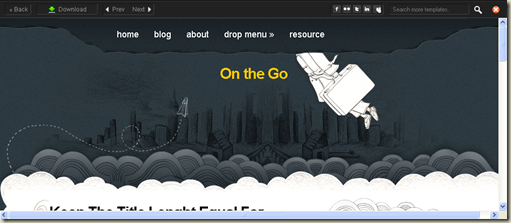 On The Go « Live Preview Java Templates 2011-06-23 14-30-26