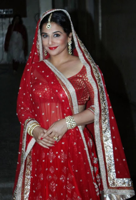 Vidya Balan models For Ranka Jewellers