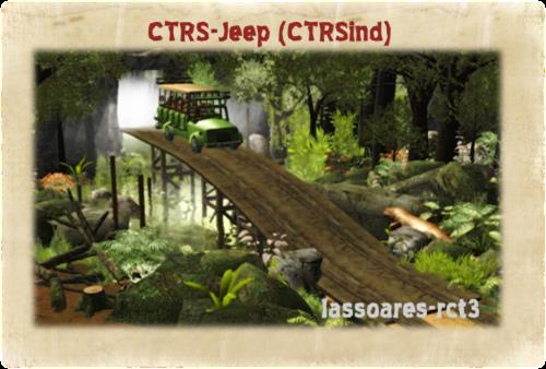 CTRS-Jeep IV (CTRSind) lassoares-rct3