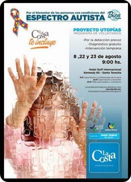 Jornadas sobrea autismo en Santa Teresita