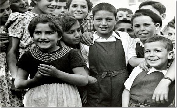 bambini baschi