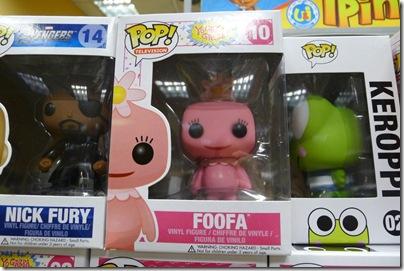 Funko! Pop TV Yo Gabba Gabba Foofa
