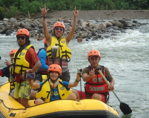 white water adventure in majayjay-magdalena laguna