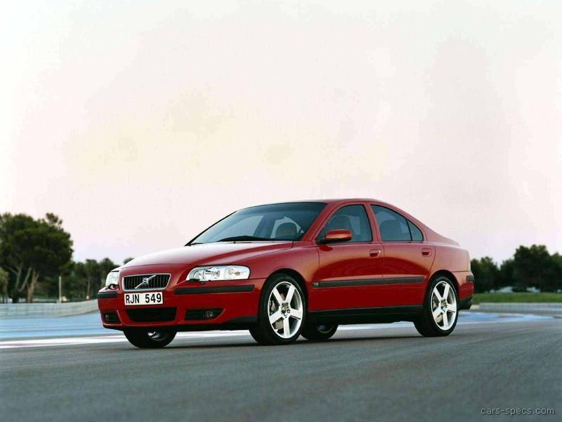 2005 Volvo S60 R Specifications, Pictures, Prices