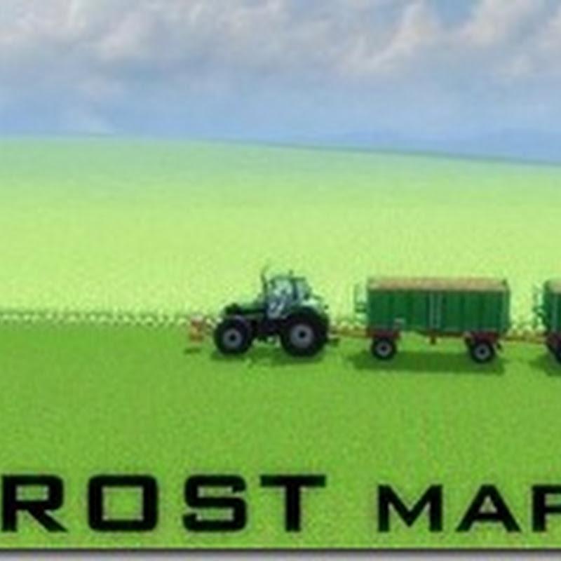 Farming simulator 2013 - Agrarfrost v 4.0 - Final Edition