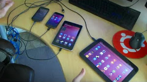 Ubuntu Touch in device Nexus di Google