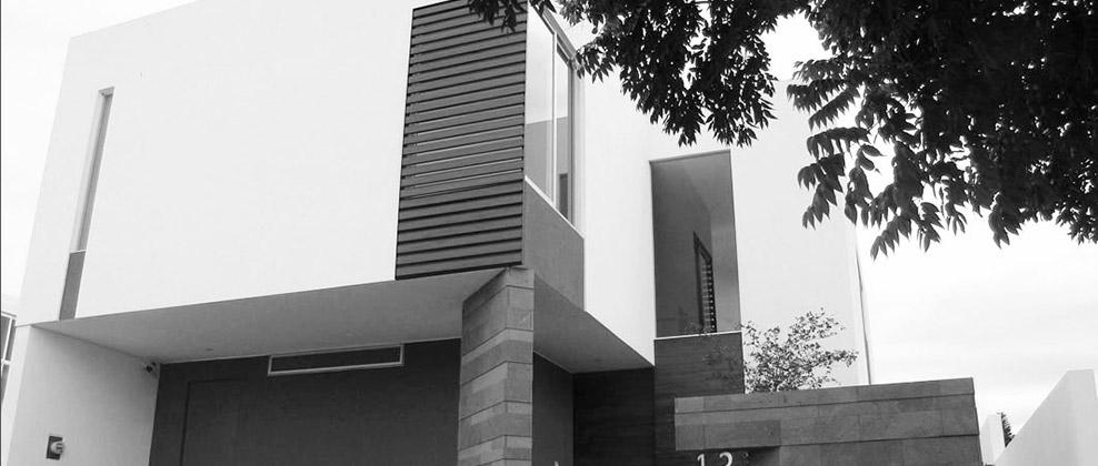 Dise o residencial dise o de casas y residencias morada for Casa de diseno guadalajara