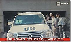 Síria. Hollande pede solução política. Ago.2013