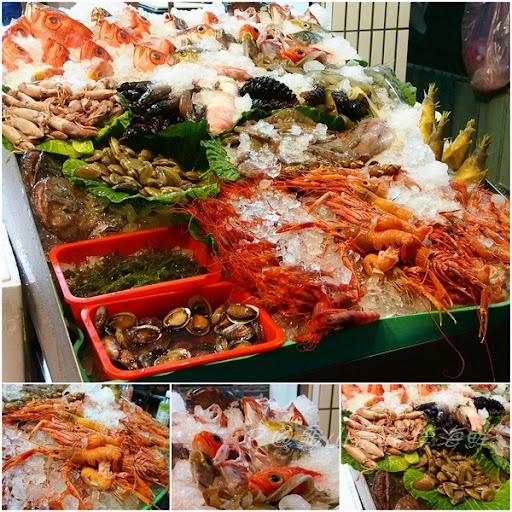 滿滿的漁貨 @ 龜山島現撈海鮮