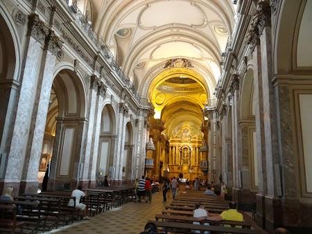 07. Interior catedrala Buenos Aires.JPG