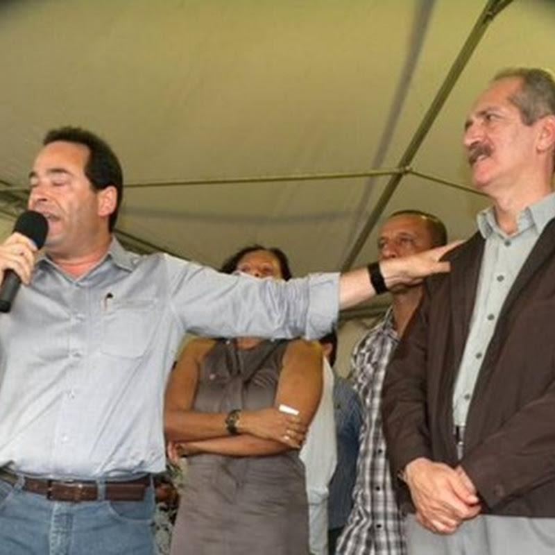 Chico Brito recebe apoio do Ministro do Esporte Aldo Rebelo