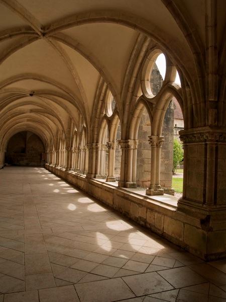 2011 07 25 Voyage France Abbaye de Noirlac