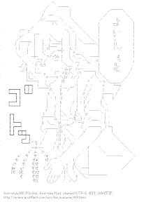 [AA]シンディー・キャンベル スイカ (侵略!イカ娘)