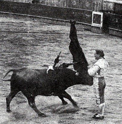 1924-Caracas-Papa-Negro-Pase-de-la-m[1]